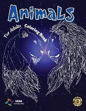 Animals Coloring Books for Adults - Jada Coloring Books
