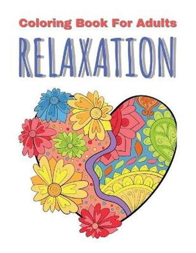 Coloring Books for Adults Relaxation - Ltd Designs