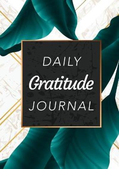 Daily Gratitude Journal - Blank Classics