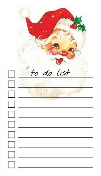 To Do List Notepad - Get List Done