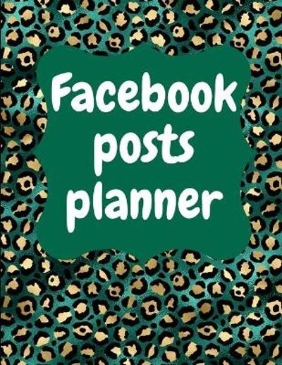 Facebook posts planner - Davina Gray