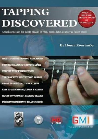 Tapping Discovered - Honza Kourimsky