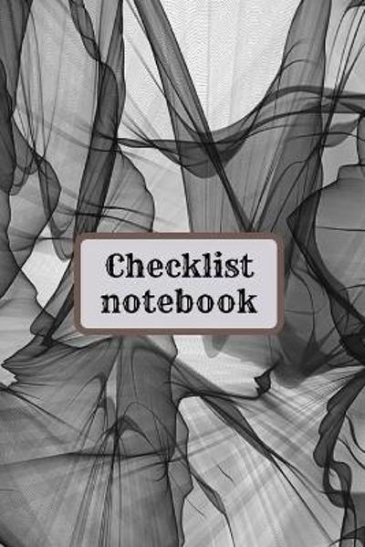 Checklist nBook - Addison Greer