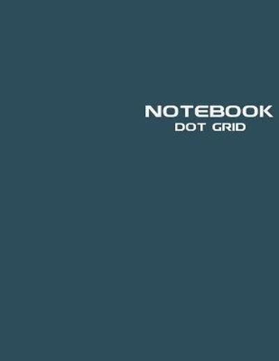 Dot Grid Paper Notebook - Bookplanet Dot Grid Notebooks
