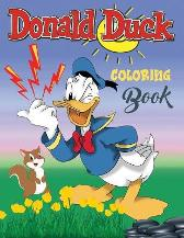 Donald Duck Coloring Book - Jada Coloring Books