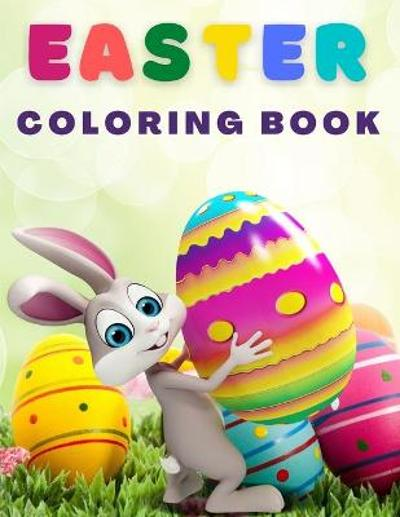 Easter Coloring Book For Kids - Molly Osborne