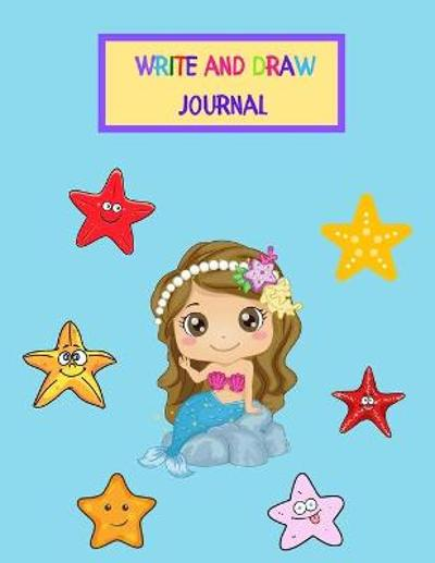 Draw and Write book for kids - Addison Greer