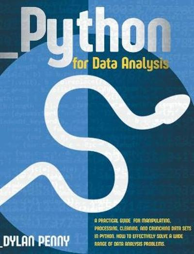 Python for Data Analysis - Dylan Penny