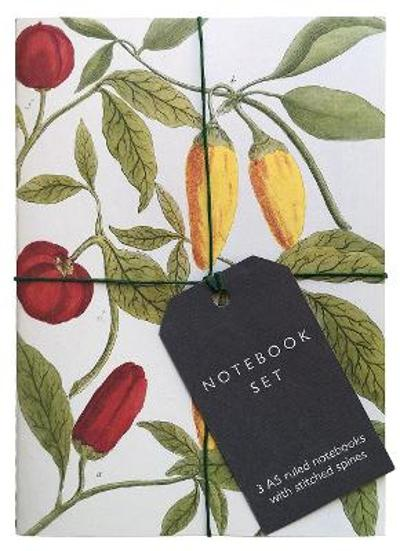 Botanical Art Notebook Set - Bodleian Library the