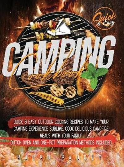 Camping Cookbook - Ralph Pauley