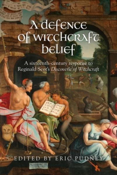 defence of witchcraft belief - Eric Pudney