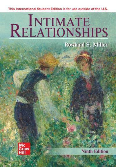 ISE eBook Online Access for Intimate Relationships - BREWER