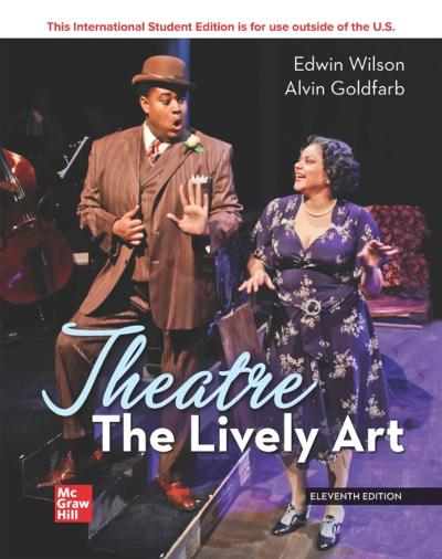 ISE eBook Online Access for Theatre: The Lively Art - WHITTINGTON