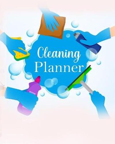 Cleaning Planner - Andrea Jensen