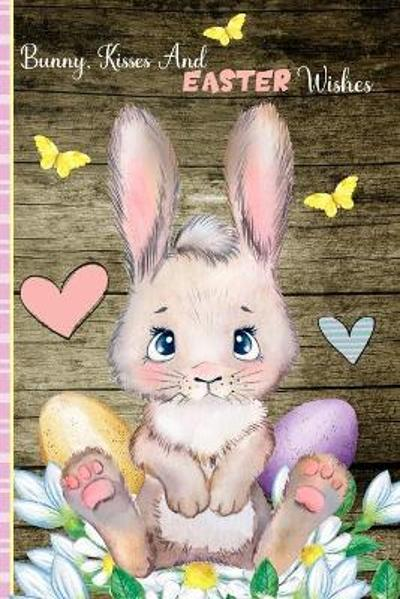 Bunny, Kisses And Easter Wishes - Funny Note Eightidd