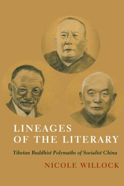 Lineages of the Literary - Nicole Willock