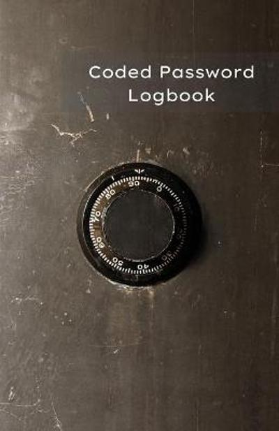 Coded Password Logbook - Brotss Studio