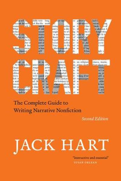 Storycraft, Second Edition - Jack Hart