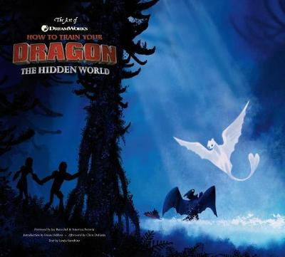 The Art of How to Train Your Dragon: The Hidden World - Linda Sunshine