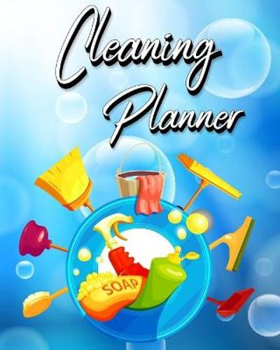 Cleaning Planner - Millie Zoes