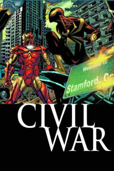 The Amazing Spider-man: Civil War - J. Michael Straczynski