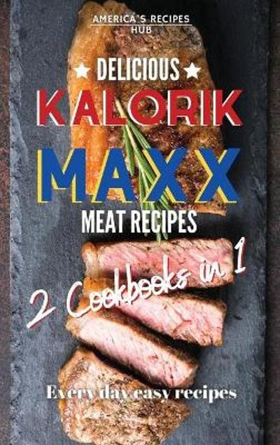 Kalorik MAXX Air Fryer 2 Cookbooks in 1 - America's Recipes Hub