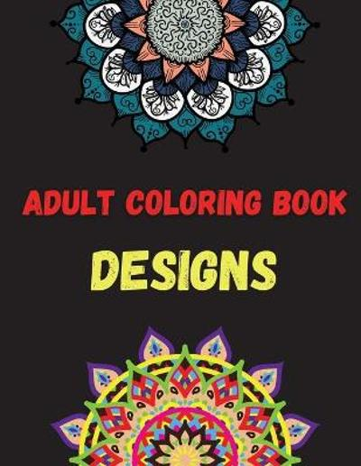 Adult Coloring Book Designs - O Claude