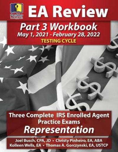 PassKey Learning Systems EA Review Part 3 Workbook - Joel Busch