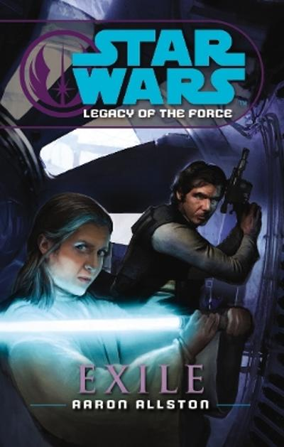 Star Wars: Legacy of the Force IV - Exile - Aaron Allston