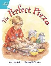 Rigby Star Guided 2, Turquoise Level: The Perfect Pizza Pupil Book (single) - Jane Langford
