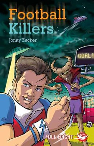 Football Killers - Jonny Zucker