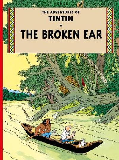 The Broken Ear - Herge