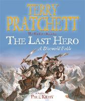 The Last Hero - Terry Pratchett Paul Kidby