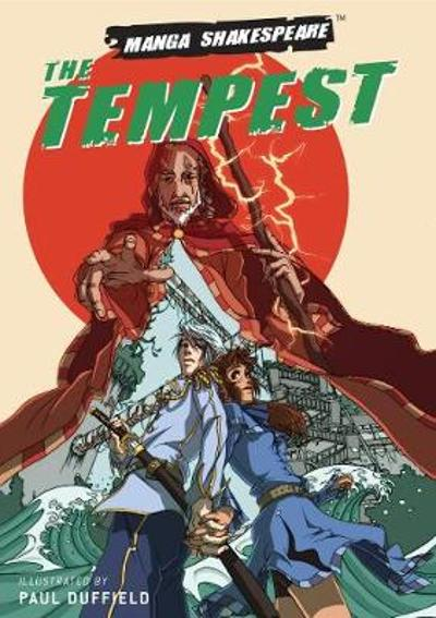 Manga Shakespeare Tempest - William Shakespeare