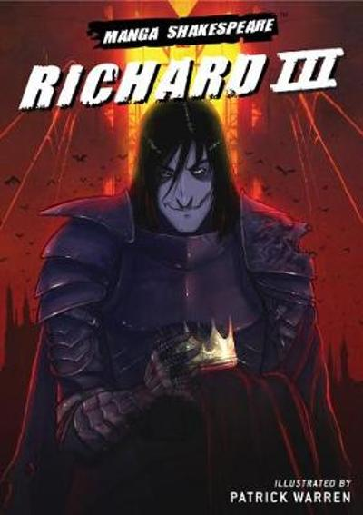 Manga Shakespeare Richard III - William Shakespeare