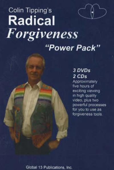 Radical Forgiveness -- Power Pack - Colin C. Tipping