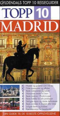 Madrid - Christopher Rice