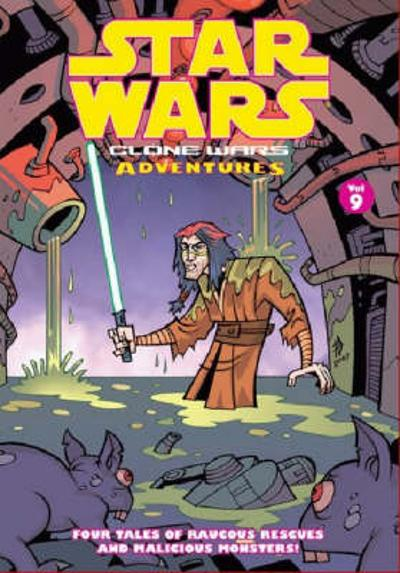 Star Wars - Clone Wars Adventures - Fillbach Brothers
