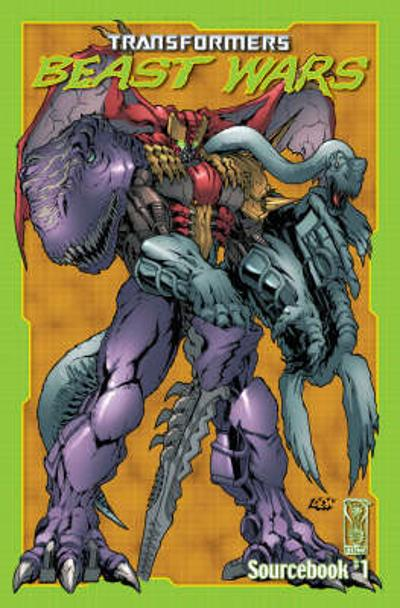 Transformers: Beast Wars Sourcebook - Simon Furman