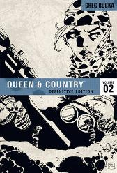 Queen & Country The Definitive Edition Volume 2 - Greg Rucka Jason Alexander Carla Speed McNeil Mike Hawthorne