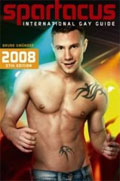 Spartacus International Gay Guide 2008 - Bruno Gmunder
