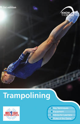 Trampolining - Sue Freeman