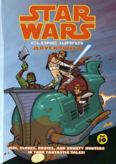 Star Wars - Clone Wars Adventures - Chris Fillbach Brothers