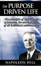 The Purpose Driven Life - Napoleon Hill