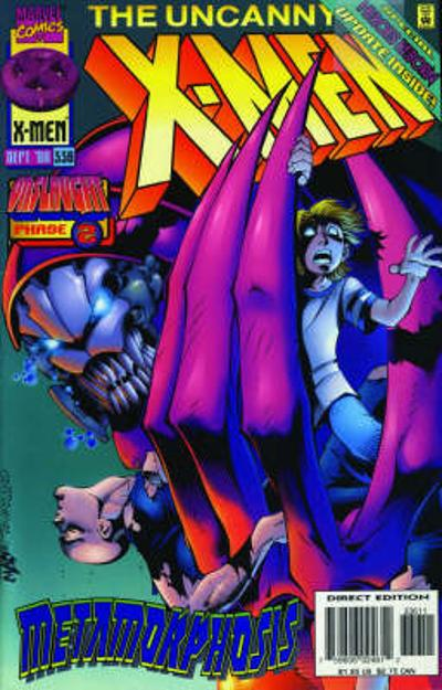 X-men: The Complete Onslaught Epic - Book 2 - Tom Defalco