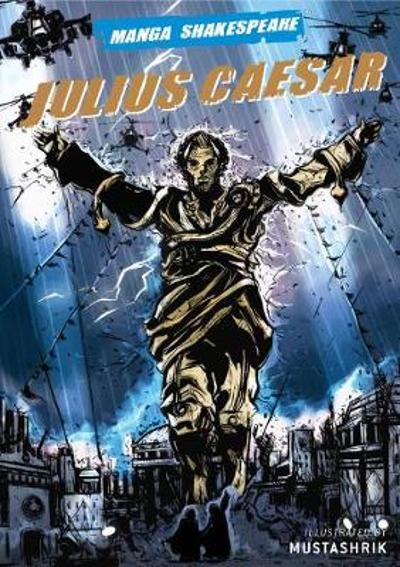 Manga Shakespeare Julius Caesar - William Shakespeare
