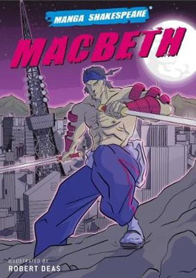 Manga Shakespeare Macbeth - William Shakespeare