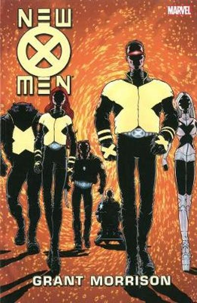 New X-men By Grant Morrison Ultimate Collection - Book 1 - Grant Morrison