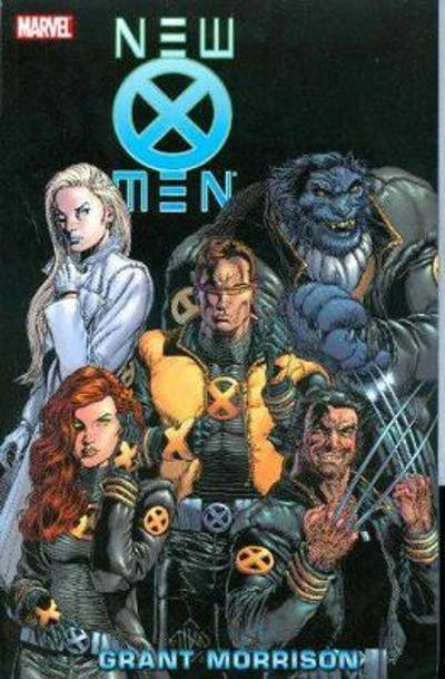 New X-men By Grant Morrison Ultimate Collection - Book 2 - Grant Morrison