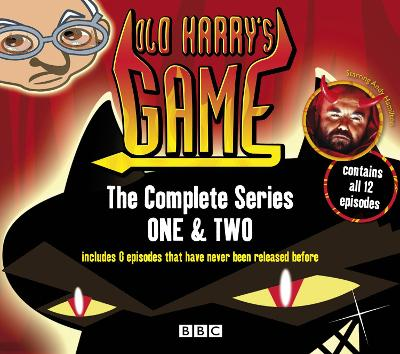 Old Harry's Game: The Complete Series One & Two - Andy Hamilton